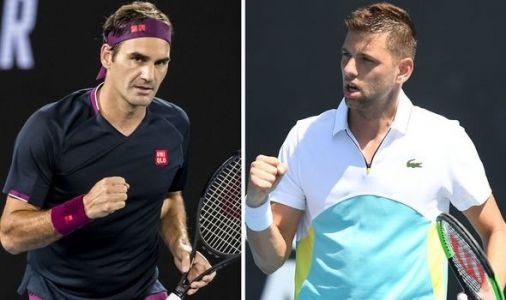 Filip Krajinovic coach identifies key to causing Roger Federer problems at Australian Open