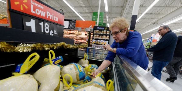Meet the typical Walmart shopper, a 59-year-old white suburban woman earning $80,000 a year