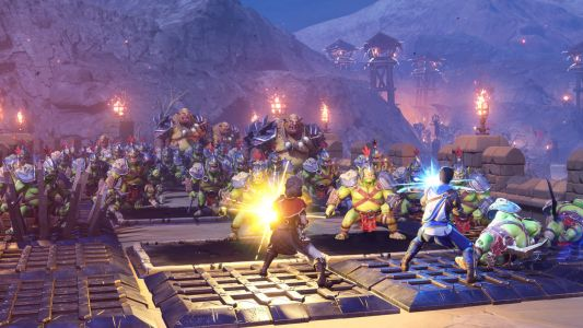 Orcs Must Die 3's War Scenarios are basically Lord of the Rings-style boss fights