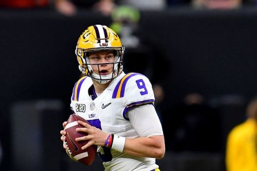 NFL Mock Draft 2020 1.0 as Bengals and Dolphins land their QBs of the future