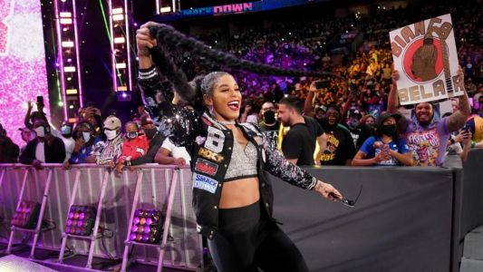 WWE's Bianca Belair wondered if she'd ever perform for fans again after hitting huge milestones in empty arenas