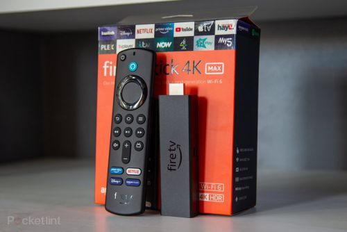 Amazon Fire TV Stick 4K Max review: Top dog for streaming?