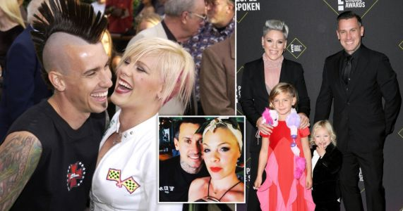 Pink and Carey Hart pay adorable tribute to one another on 15th wedding anniversary