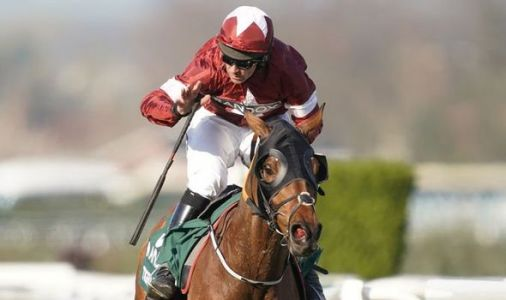 Virtual Grand National LIVE: Updates and result as Tiger Roll chases third successive win