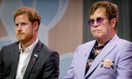 Prince Harry and Meghan Markle's private jet was provided by Elton John to protect them - details