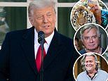 Tiger King Joe Exotic, Paul Manafort, and Steve Bannon could be next for Trump pardon