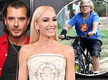 Gwen Stefani and Gavin Rossdale's son Zuma, 11, broke BOTH his arms in a six weeks during lockdown