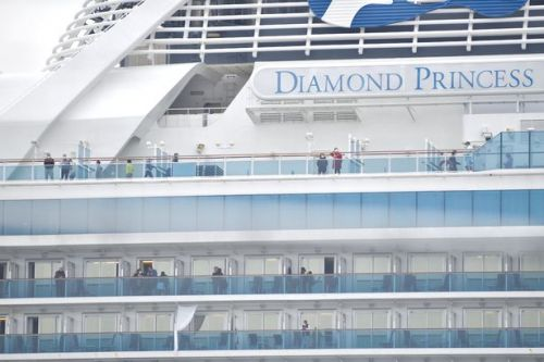 Coronavirus: First Brit dies of disease on Diamond Princess cruise ship