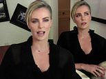 Charlize Theron reveals speaking with young Black daughters about racial injustice on NBC talk show