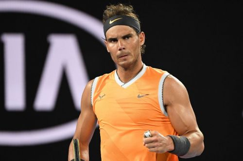 Rafael Nadal on verge of history as he thumps Stefanos Tsitsipas to reach Australian Open final