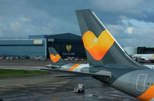 Government Urged To Help As Thomas Cook Seeks £200m To Prevent Collapse
