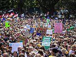 Millions take to the streets in 150 countries in Global Strike 4 Climate Change