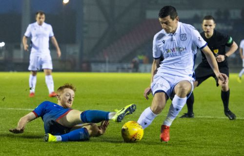David Carson hails Caley Thistle resilience as Inverness look to close gap at Championship summit