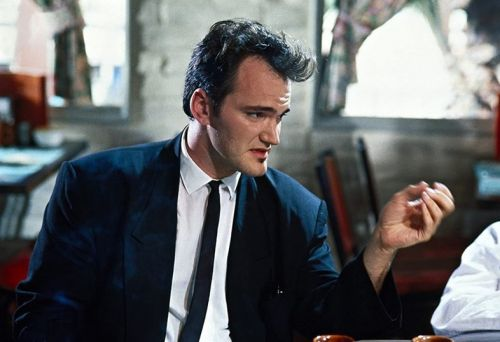 Quentin Tarantino's Star Trek film took place in a 1930s gangster setting