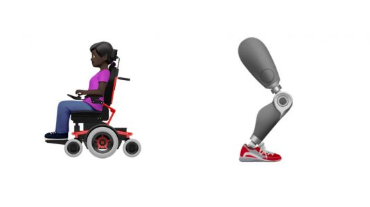 Apple Adds More Disability Emoji To iOS 13