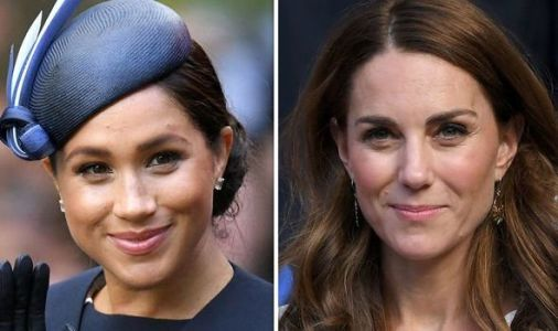 Royal split: Meghan Markle and Kate find relationship with each other 'challenging'