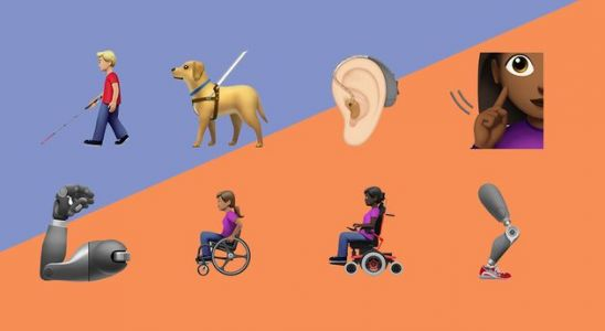 Apple Launches Disability Emojis Including Wheelchair Users, Guide Dog And Hearing Aid