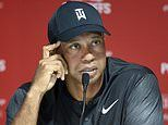 Tiger Woods reveals back troubles started at Medinah ahead of his first Ryder Cup since 2012