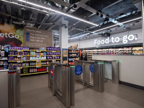 Tesco Looks at Amazon's Surveillance Shopping and Says 'Yes Please'
