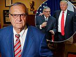 Ex-Sheriff Joe Arpaio loses Arizona GOP primary race after being pardoned by Donald Trump