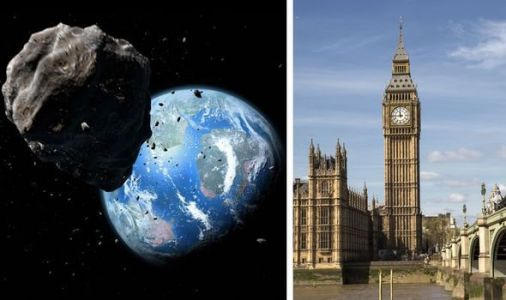 Asteroid alert: NASA tracks a colossal rock on approach this weekend - Will it hit Earth?