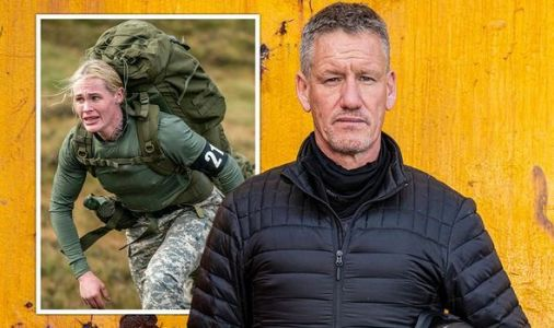 SAS Who Dares Wins: Instructor Billy on challenging contestants 'Not here to mess around'