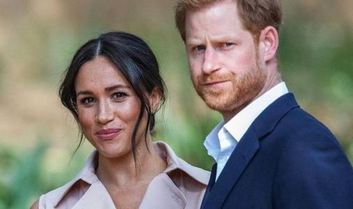 Meghan Markle and Prince Harry speak out on claims they are to take part in reality show