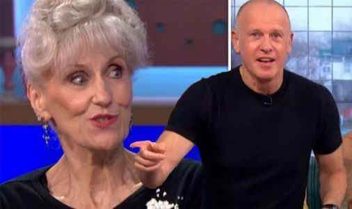Sunday Brunch: Anita Dobson stuns Tim Lovejoy with unexpected Queen song reveal