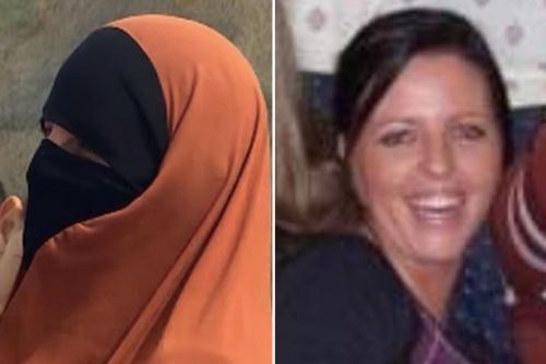 Former Irish soldier turned ISIS bride begs to be rescued after capture in Syria