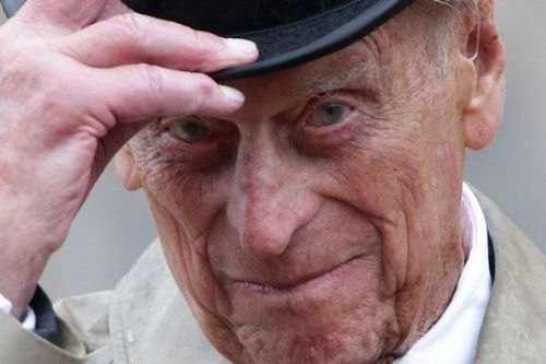 Prince Philip blunder sees train firm apologise after saying Duke had 'died'