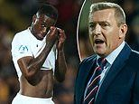 Man Utd's pursuit of Aaron Wan-Bissaka has unsettled him, says England U21 boss Aidy Boothroyd