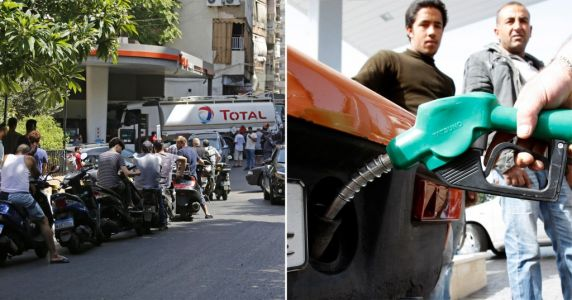 Man dies swallowing syphoned petrol as Lebanon paralysed by fuel crisis