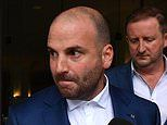 George Calombaris opens up on his mental health battle after he was found to be underpaying staff