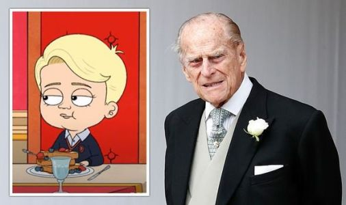 Prince George HBO comedy blasted for 'cheap and unnecessary' depiction of Prince Philip
