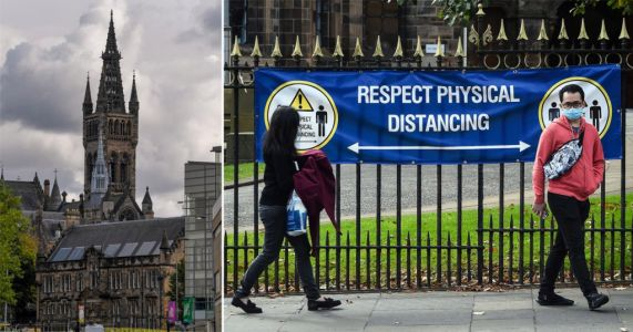 Glasgow University to refund students in halls one month of rent after 600 put in isolation