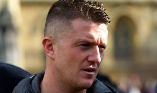 Tommy Robinson appeals against jail sentence for contempt of court