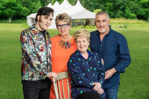 When is The Great Celebrity Bake Off for Stand Up to Cancer on TV? Who are the famous contestants taking part?