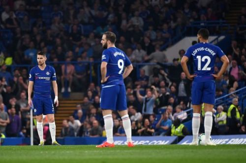 Chelsea blow top four hopes like Arsenal and Man Utd as squeaky bum time strikes again