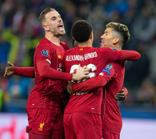 Salzburg 0-2 Liverpool: 2 goals in 100 seconds sees Reds top Champions League group