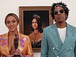 BRITs 2019: Beyonce and Jay Z accept Best International Group