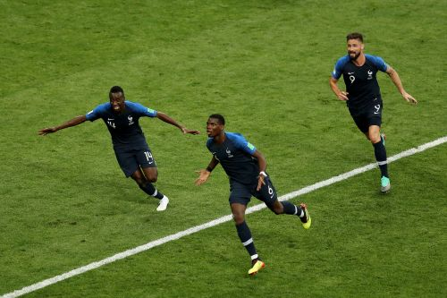 France players face hilarious challenges following World Cup triumph