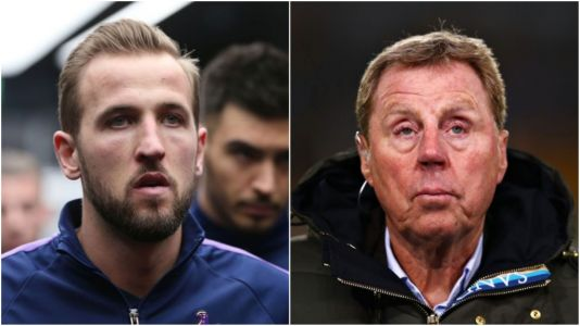 Harry Redknapp urges Harry Kane to stay at Tottenham amid Manchester United transfer links