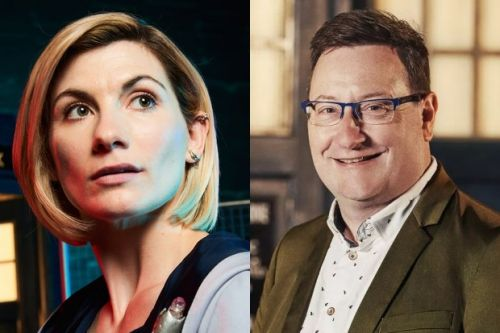 "Chris Chibnall says rumours of his Doctor Who exit are ""a lie"" and ""100% grade-A bulls**t"""