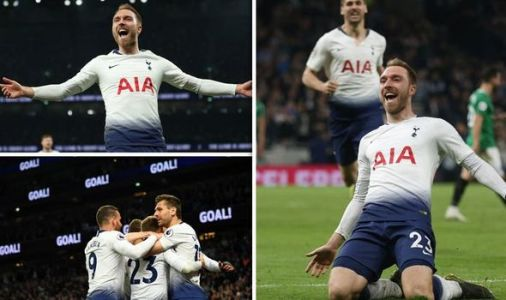 Christian Eriksen reveals what is driving Tottenham as top four race goes to the wire