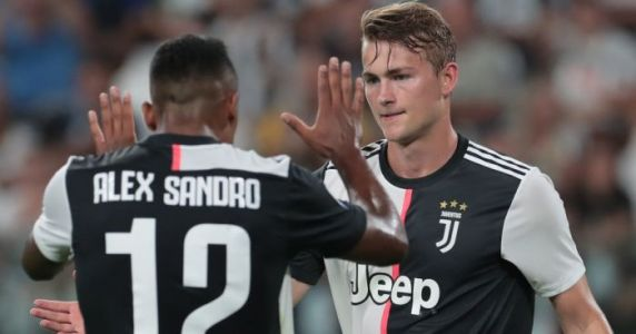Juventus chief puts positive spin on Man Utd, Spurs transfer misses