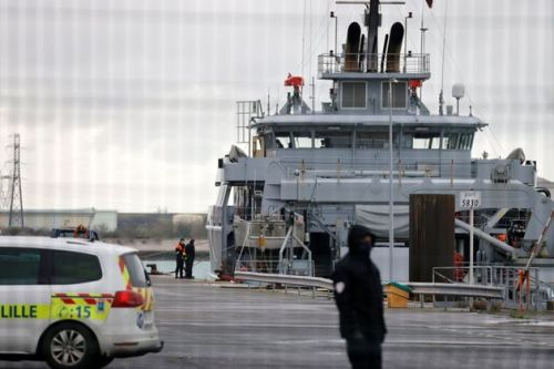 Adults And Young Child Feared Dead After Refugee Boat Sinks Off French Coast