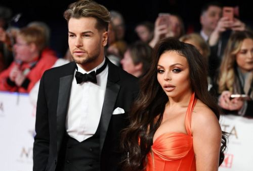 Jesy Nelson and Chris Hughes split after 18 months together