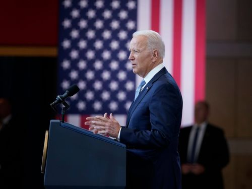 Biden has been assessing the legality of canceling $50,000 in student debt for millions of Americans. After several months, there's still no word