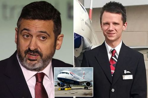 BA chief's explosive email after whistleblower raised concerns for passengers