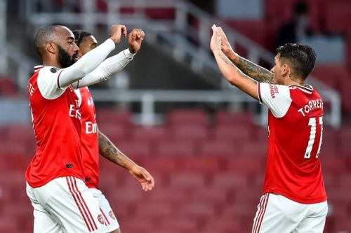 Arsenal 2-1 Liverpool player ratings: Alexandre Lacazette shines in Gunners win